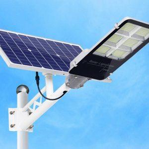 đèn năng lượng mặt trời thân thiện với môi trường